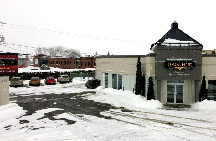 Un nouvel emplacement pour Bain-Hür à Drummondville