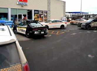 Une altercation à l'origine d'une enquête policière à Saint-Cyrille-de-Wendover