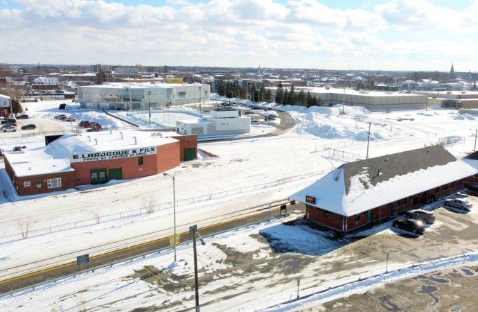 Un « hub régional » à Drummondville, un projet toujours sur les rails confirme Via Rail