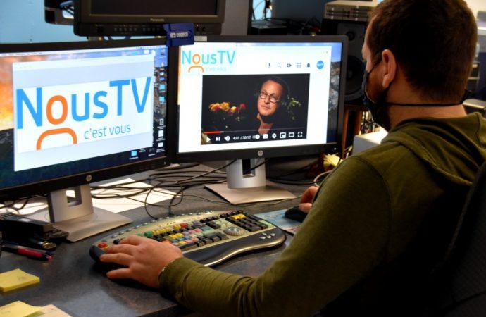 """Alain Labonté sur les ondes de NousTV Drummondville """"On meurt d'en parler"""" dès le mardi 9 mars"""