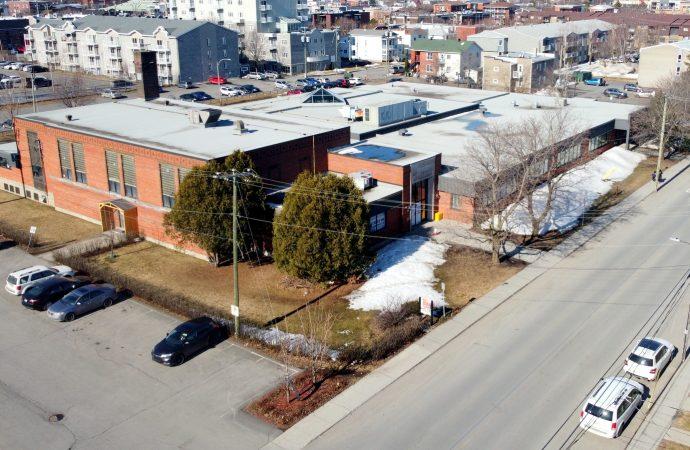 Le site et terrain de l'ancienne bibliothèque de Drummondville auront une nouvelle vocation