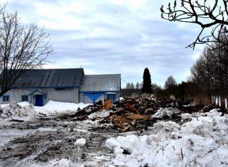 Une résidence détruite par un incendie à Notre-Dame-du-Bon-Conseil