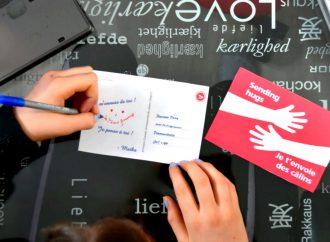 Un petit mot fait grand bien – Postes Canada livre 13,5 millions de cartes postales à envoyer sans frais à n'importe quelle adresse au pays