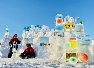 Le Défi château de neige région Centre-du-Québec a fait des gagnants à Drummondville