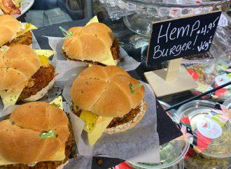 Maison d'Herbes et Croque Midi s'unissent: des HEMPBURGERS désormais au menu à Drummondville