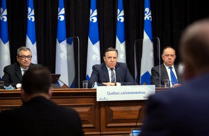 Le gouvernement du Québec confirme la fermeture de sa frontière avec l'Ontario