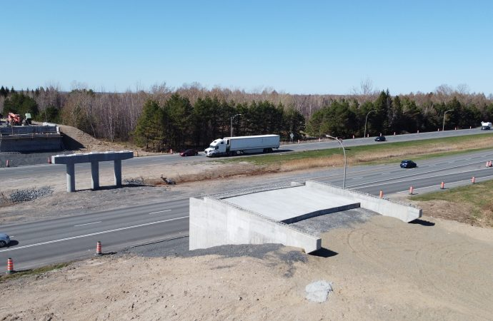 Investissements routiers – Plus de 155 M$ pour maintenir et développer les infrastructures de transport et contribuer à la relance économique de la région du Centre-du-Québec