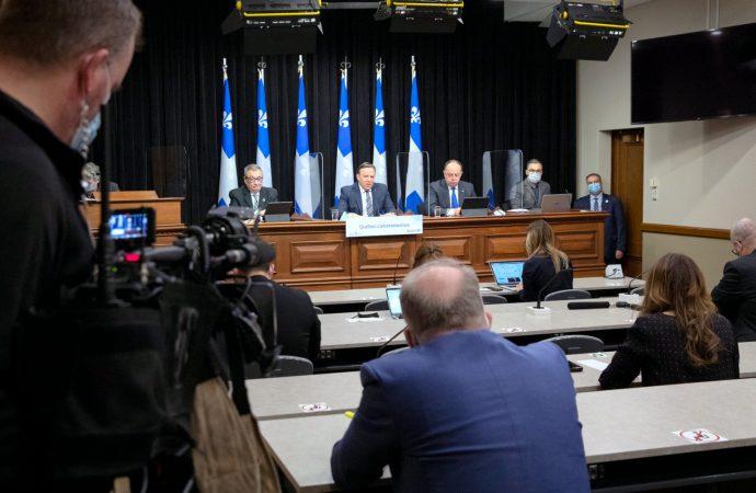 Pandémie : «La situation est grave et risque de s'aggraver» annonce François Legault