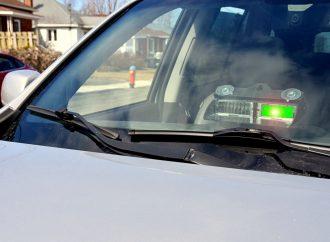 Le feu vert clignotant est maintenant autorisé partout au Québec pour les pompiers