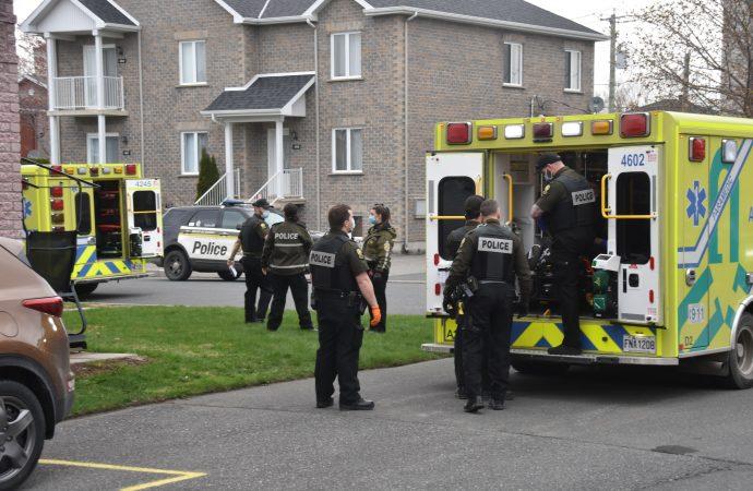 Une octogénaire victime d'une violente agression dans son domicile à Drummondville