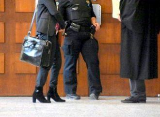 Prostitution juvénile : André Côté, Frédéric Picotte, Sylvain Rouleau et trois autres accusés ont comparu au palais de justice de Drummondville