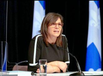Reprise des activités sportives et récréatives : la ministre Isabelle Charest confirme la reprise de plusieurs activités sportives et récréatives pour l'été