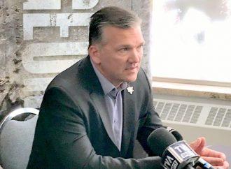 Prolongation de contrat de 5 ans pour le directeur-gérant des Voltigeurs de Drummondville, Philippe Boucher