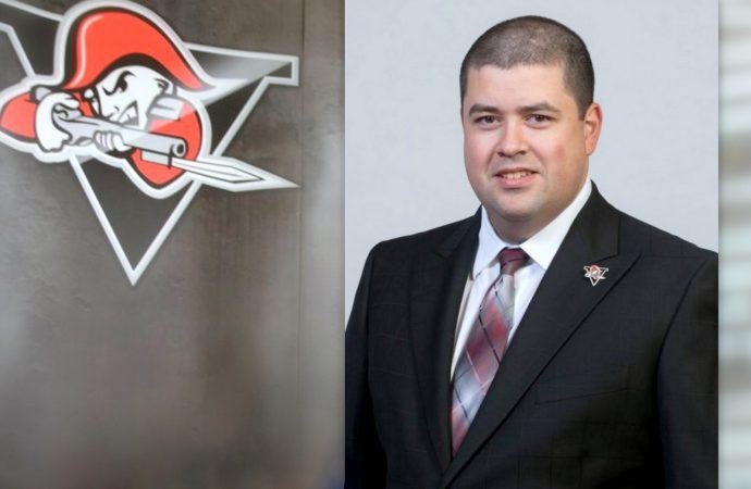 Steve Hartley signe un nouveau contrat de 5 ans comme entraîneur-chef des Voltigeurs de Drummondville