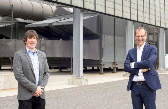 Partenariat entre SOPREMA et Aéronergie pour améliorer l'efficacité énergétique des bâtiments