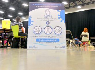 Un autre bilan encourageant avec moins de 100 cas en 24h au Québec