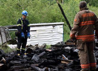 Incendie du 9e rang à Wickham – la victime a succombé à ses blessures