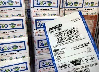 Encore une cagnotte record au Lotto Max – Un total de 140 millions de dollars sera offert au prochain tirage