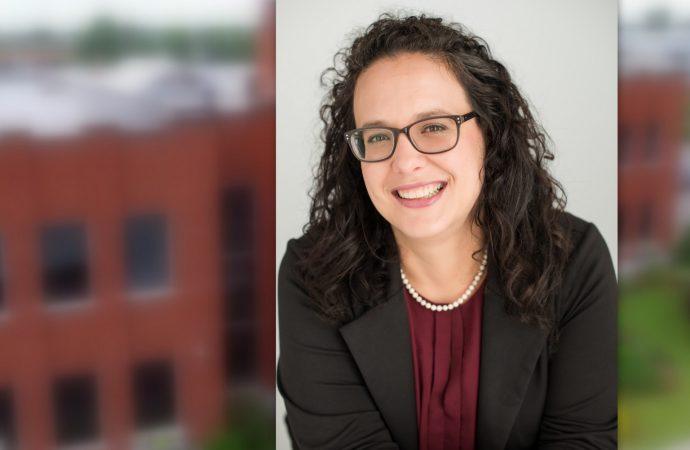 Stéphanie Lacoste annonce qu'elle sera officiellement candidate à la mairie de Drummondville