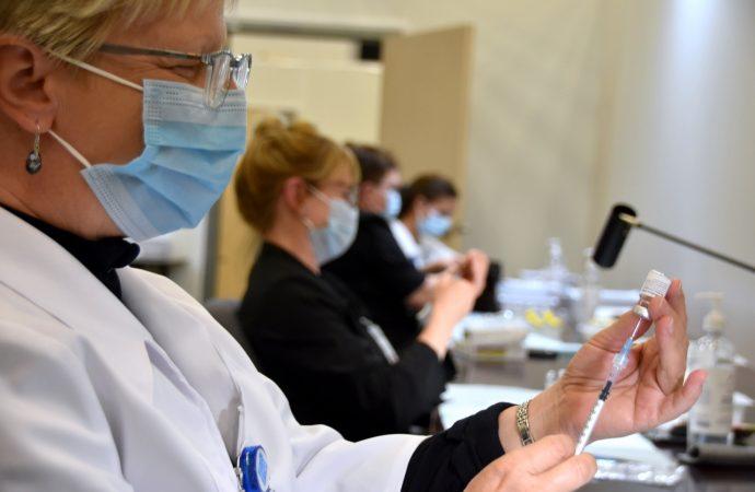 La vaccination en Mauricie et au Centre-du-Québec passe à la seconde vitesse