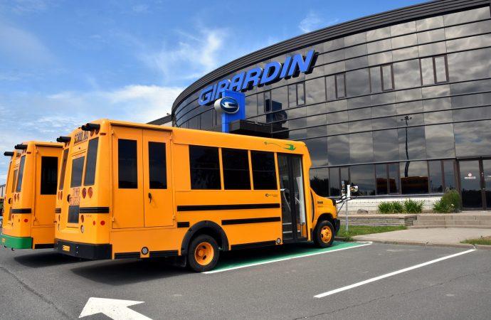 Entrée en vigueur des modifications au Règlement sur les véhicules routiers affectés au transport des élèves