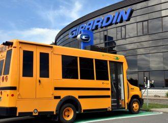 Entente entre Autobus Girardin et Recyclage Lithion pour le recyclage des batteries d'autobus électriques