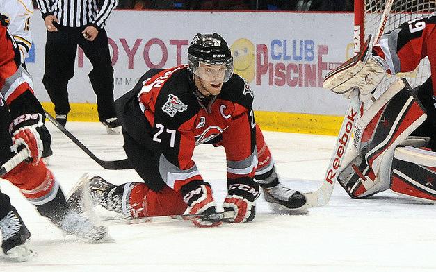 Le joueur de hockey Charles-David Beaudoin fait face à la justice
