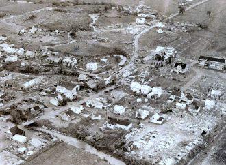 Une tornade frappe Saint-Bonaventure, en juillet 1975 – Raconte-moi l'histoire par André Pelchat
