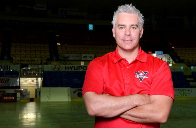 Dominique Ducharme devient le 31e entraîneur-chef de l'histoire des Canadiens
