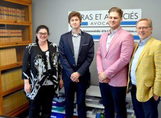 La famille Jutras marque positivement l'histoire du droit à Drummondville