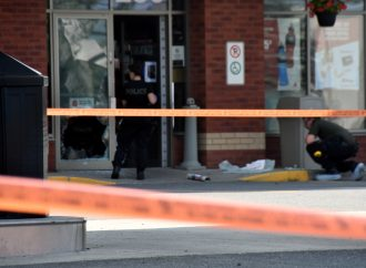 Introduction, vol et menace à Drummondville : Une femme arrêtée par la Sûreté du Québec