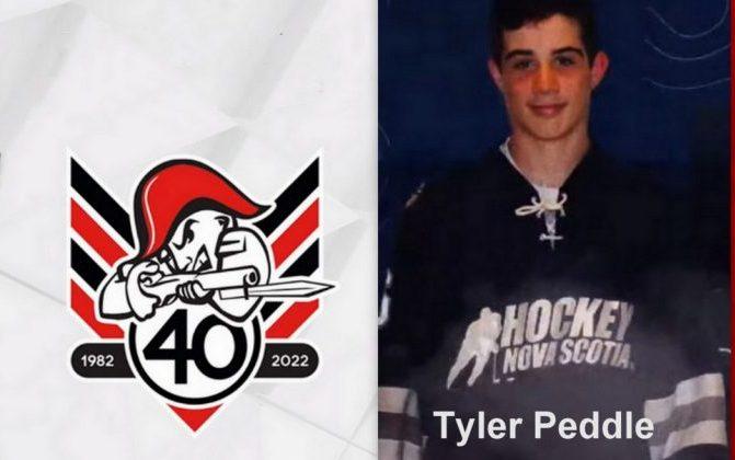 Tyler Peddle s'engage avec les Voltigeurs de Drummondville