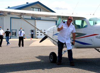 Richard Sylvain – Une histoire qui donne des ailes à Drummondville