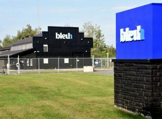 La compagnie BLEUH établie à Saint-Lucien annonce l'arrivée de ses premiers produits de cannabis récréatif à la SQDC