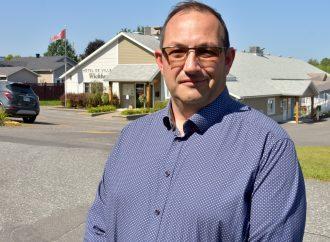 Le conseiller Ian Lacharité se porte candidat à la mairie de Wickham
