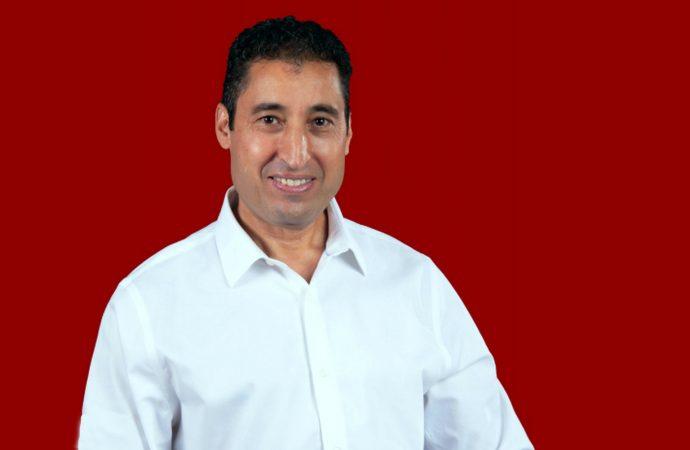 L'homme d'affaires Mustapha Berri est investi comme candidat libéral dans la circonscription de Drummond