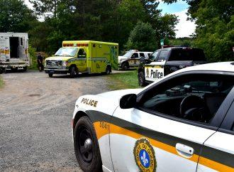 Le corps de l'homme qui a sombré dans la rivière Saint-François a été retrouvé