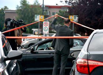Le suspect Marc-André Houle formellement accusé de meurtre au premier degré