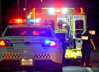 Un motocycliste perd la vie au Centre-du-Québec