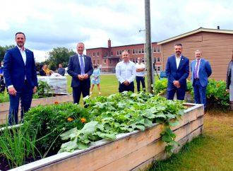 Projet éducatif – L'agroalimentaire s'invite à l'école Duvernay qui intégrera l'agroalimentaire dans ses cours grâce à une aide financière importante