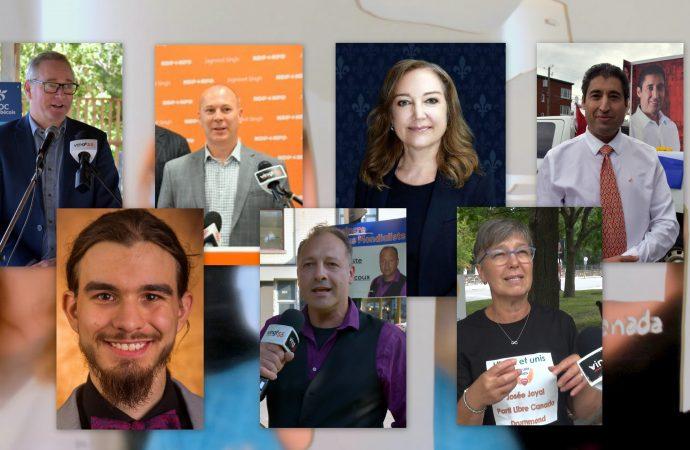 Élection fédérale 2021 – C'est le moment de choisir à Drummondville comme partout au Canada