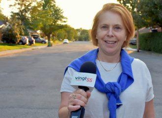 Cogner à toutes les portes de son quartier : L'objectif ambitieux de Carole Léger candidate du district 4 à Drummondville
