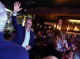 Élections fédérales 2021 – Martin Champoux réélu à Drummondville pour le Bloc québécois