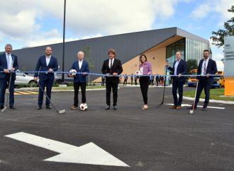 Inauguration – Le centre sportif Girardin, une infrastructure unique à Drummondville