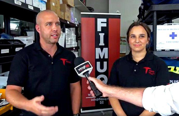FIMUQ : une réponse drummondvilloise pour sauver des vies au Centre-du-Québec