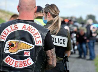 Hells Angels – Les policiers de la SQ ont les motards à l'oeil sur le territoire de la MRC de Drummond