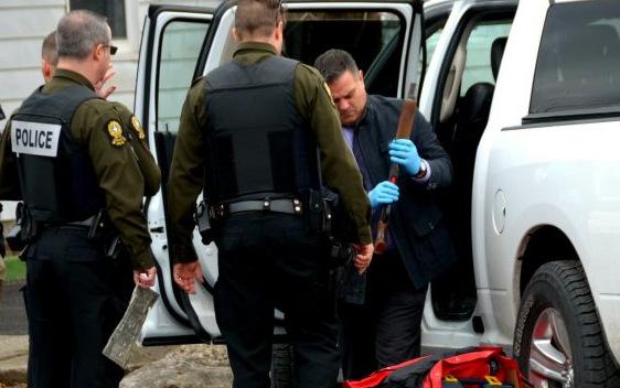 Trafic d'armes et perquisitions – La Sûreté du Québec frappe à Drummondville