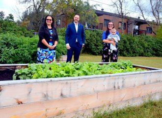 Stéphanie Lacoste veut que Drummondville devienne la capitale de la qualité de vie