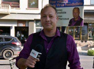 Élections fédérales – Sylvain Marcoux candidat indépendant dans Drummond propose un choix différent