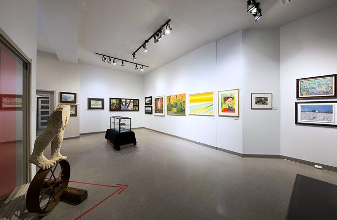 La MRC de Drummond lance un appel aux artistes en vue d'ajouter de nouvelles œuvres à sa collection